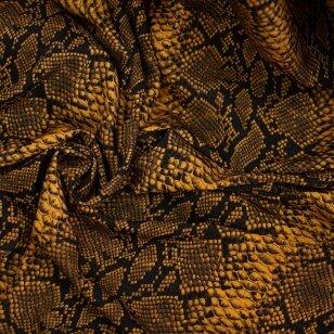 DRIES VAN NOTEN gyvatės rašto vilna